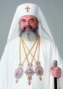 Preafericitul Părinte Daniel, Patriarhul României